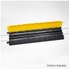 Adam Hall 85150LUX Defender Nano LUX najazd kablowy, 6 kanałów
