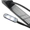 Adam Hall Parts 87463 - Podwójna lampka LED na giętkim ramieniu do montażu w szafie rack