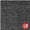 Adam Hall 0155 X 45 B - Gaza typu 100, 4 x 5 m, z oczkami, czarna