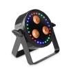 Cameo FLAT STAR - Flat 2-in-1 RGBWA+ UV PAR Light with RGB Ring
