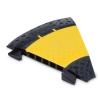 Adam Hall 85310 Defender Midi C zakręt 45° do 5-kanałowego najazdu kablowego 85300