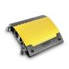 Adam Hall 85601 Defender Ultra L 2 najazd kablowy, 2 + 4 kanały