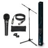 LD Systems MIC SET 1 zestaw mikrofonowy z mikrofonem, statywem, przewodem i uchwytem