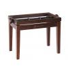 K&M 13720-000-24 rama ławy do pianina, palisander mat