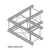 DuraTruss DT 24-C21-L90 corner element konstrukcji aluminiowej narożnik 90 st. 50cm