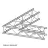 DuraTruss DT 24-C20-L60 corner element konstrukcji aluminiowej narożnik 60 st. 100cm