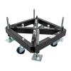 DuraTruss DT 44-STEEL-BASE element konstrukcji aluminiowej do DT-44