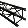 DuraTruss DT 34/2-050-BK czarny element konstrukcji aluminiowej 50cm