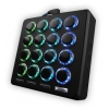 DJ TECHTOOLS - MIDI FIGHTER 3D BLACK