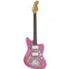 Fender Japan Traditional ′60s Jazzmaster Pink Paisley gitara elektryczna