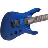 Jackson Pro Series Signature Chris Broderick Soloist HT7, Rosewood Fingerboard, Metallic Blue gitara elektryczna