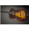 Gretsch G9555 New Yorker Archtop Guitar with Pickup, Semi-gloss, Vintage Sunburst gitara akustyczna