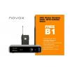 Novox Free B1 mikrofon bezprzewodowy nagłowny