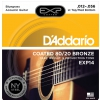D′Addario EXP 14 struny do gitary akustycznej 12-56