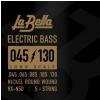 LaBella RX N5D struny do gitary basowej 45-130