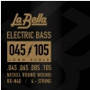 LaBella RX N4D struny do gitary basowej 45-105