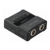Tascam DR 10CH, przenośny rejestrator cyfrowy do mikrofonów lavalier SHURE, zapis na karcie pamięci microSD
