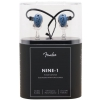Fender Iem Nine 1 Gun Metal Blue słuchawki douszne