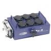 Showtec BO6S1 Breakoutbox 6 - dystrybutor 16-pin -> 6x schuko