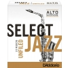 Rico Jazz Select Unfiled 2M  stroik do saksofonu altowego