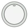Remo P3-1318-C2 Powerstroke 3 18″ przeźroczysty, naciąg perkusyjny