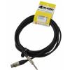 4Audio MIC2022 PRO 3m przewód niesymetryczny XLRż TS z opaską, Neutrik