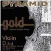 Pyramid 108103 D Gold struna skrzypcowa 4/4