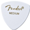 Fender White Pick Medium 346 kostka gitarowa