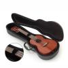 Jeremi HB7U23-24B futerał do ukulele koncertowego, hard bag