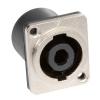 Adam Hall Connectors 7875 - Standardowe gniazdo głośnikowe, 4-stykowe