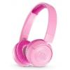 JBL JR300, bluetooth różowe słuchawki nauszne dla dzieci