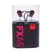 Fender FXA6 Pro IEM Red słuchawki douszne (czerwone)