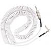 Fender Jimi Hendrix Voodo Child Cable White kabel gitarowy 9.1m