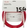 Fender Orginal 15′ FRD kabel gitarowy