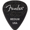 Fender Wavelength 351 Medium Black kostka gitarowa