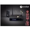 Prodipe Headset B210 Solo DSP UHF mikrofon bezprzewodowy nagłowny, zmienna częstotliwość