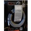 David Laboga Bass Series B3007S1 Gold kabel instrumentalny do gitary basowej kierunkowy silent 3m jack/jack - WYPRZEDAŻ