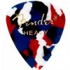 Fender Classic Celluloid heavy confetti kostka gitarowa