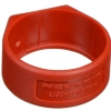 Neutrik XCR 2 pierścień na złącze NC**X* (czerwony)