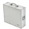 Rockcase 23000 case na efekty (mały) silver aluminium