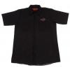 EVH Woven Shirt, Black, XL koszulka