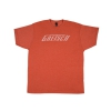 Gretsch Logo T-Shirt, Heather Orange, XL koszulka