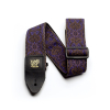 Ernie Ball pas gitarowy Purple Paisley (taśma) 4164