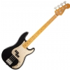 Fender ′50s Precision Bass Lacquer Maple Fingerboard Black gitara basowa