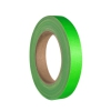 Adam Hall Accessories 58064 NGRN - Taśma klejąca Gaffer, zielona neonowa, 19 mm x 25 m