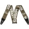 Fender Woodstock Strap Black pasek gitarowy