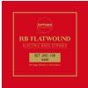 Optima 4440.L (680565) struny do gitary basowej 4440 RB RB Rickenbacker flatwound Komplet 4-strunowy