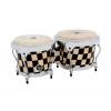 Latin Percussion Bongo Aspire Accent Checkerboard