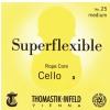 Thomastik (641412) Superflexible struna do wiolonczeli - G 4/4 miękka - 28Aw