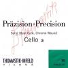 Thomastik (641620) Prazision struna do wiolonczeli - C 4/4 twarda - 98st
